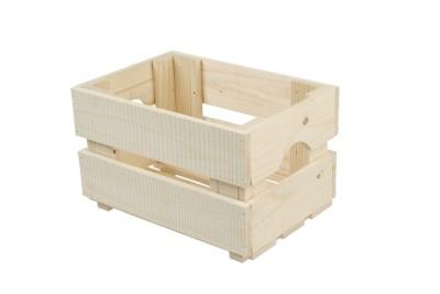 Transportní přepravka dřevěná
